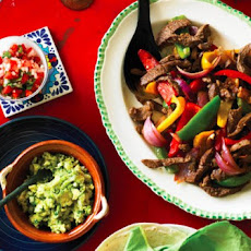 Mexican Food Detour: Try This Lamb Fajitas Recipe