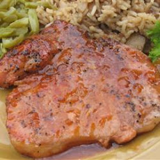 Spicy Pork Chops