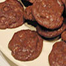 Chocolate-Espresso Cookies
