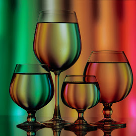 The art of glass by Rakesh Syal - Artistic Objects Glass