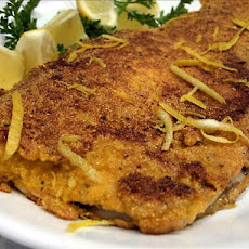 Cornmeal Breaded Trout
