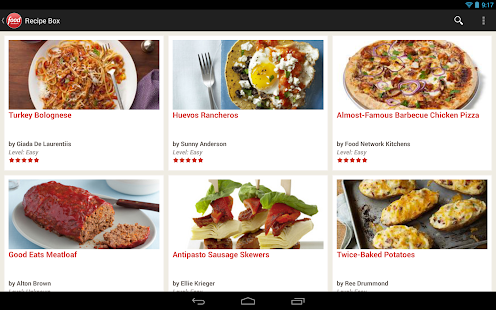 App Food Network In the Kitchen APK for Windows Phone Android