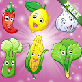 Descargar Fruits Vegetables for Toddlers 1.0.5 APK