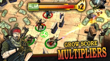 Screenshot of Guns 4 Hire