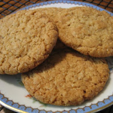Dad's Oatmeal Cookies