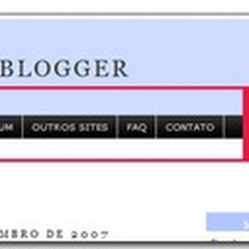 Linkbar-Menu Horizontal