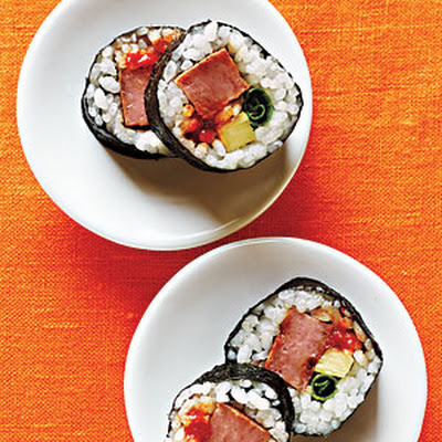 Pineapple Musubi Rolls
