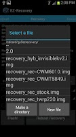 Screenshot of EZ-Recovery for VZW Galaxy S3