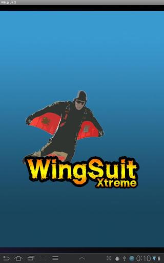 Wingsuit Xtrem