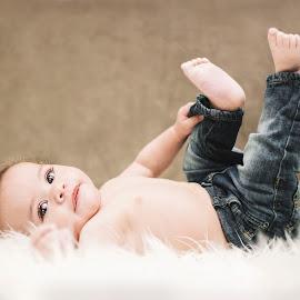 by Chantelle Heiskell - Babies & Children Babies ( child, child portrait, children, baby, baby boy )