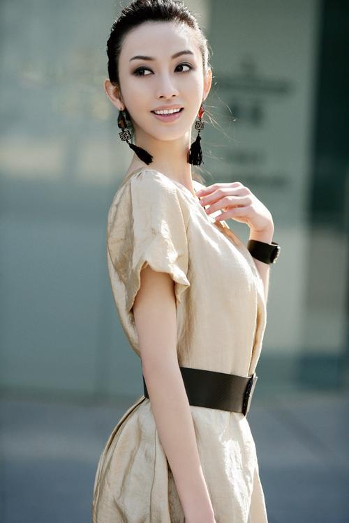 chinese actress zhang li photos    dream idol photos