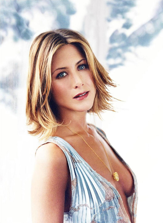 Jennifer Aniston Hairstyle » Jennifer Aniston Hairstyle
