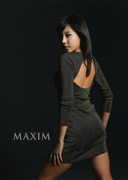 Korean Maxim Girls