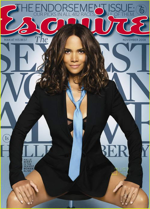 Halle Berry Esquire Sexiest Woman Alive