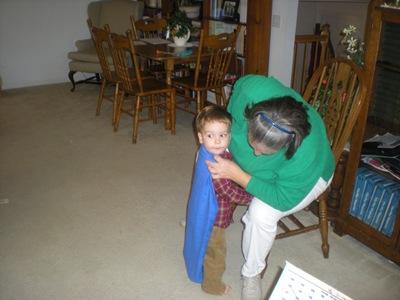 Jack - SuperWhy Costume 005