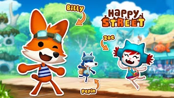 Screenshot of Happy Street