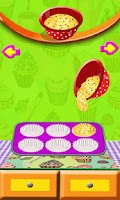 Screenshot of Muffin Maker - Cooking Game
