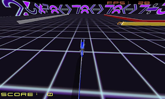 Screenshot of Droid Tron 3D