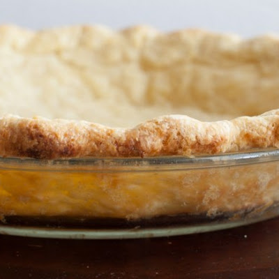 Blind Baked Pie Crust