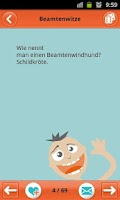 Screenshot of Witze - Bitte lachen :)