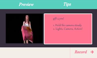 Screenshot of Virtual Girlfriend FX