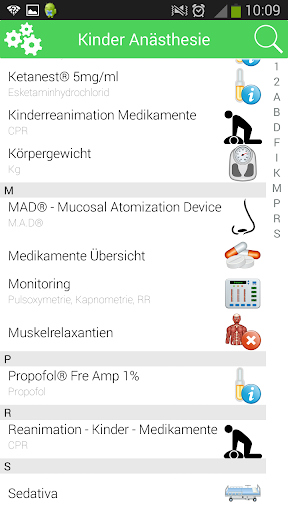 Kinder Anästhesie XS - screenshot