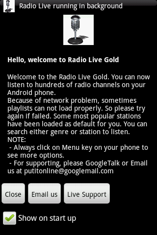 Radio Live Gold Bundle