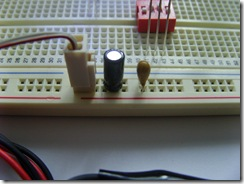 Voltage Regulator with Filter   Decoupling Capacitors 006