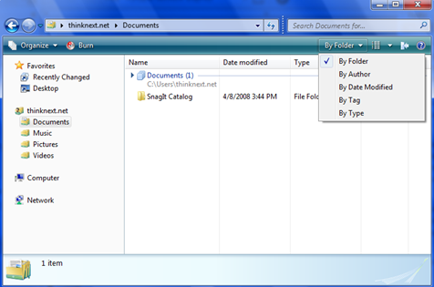 New Windows Explorer