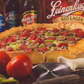 Got Deep Dish? by Ryan Agrimson - Food & Drink Plated Food (  )