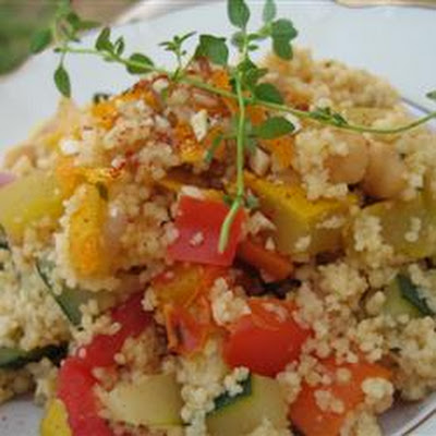 25-Minute Tunisian Vegetable Couscous