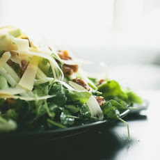 Fennel and Apple Salad with Toasted Fennel Seed Vinaigrette