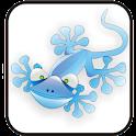 Gary the Gecko doo-dad icon