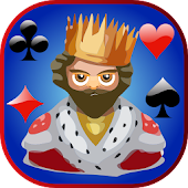 Free Card Game Kings Solitaire APK for Windows 8