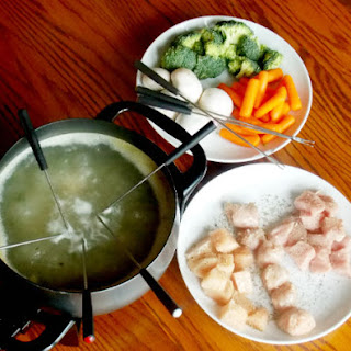 Clean Eating Fondue