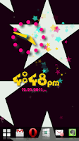 Screenshot of Star Flow! Live Wallpaper