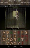 Screenshot of Hangman 3D Pro - Gallows