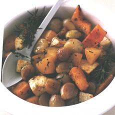 Oven-roasted Winter Vegetables