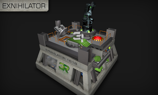 Exnihilator - screenshot