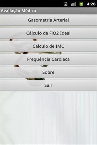 Suite Médica Gasometria