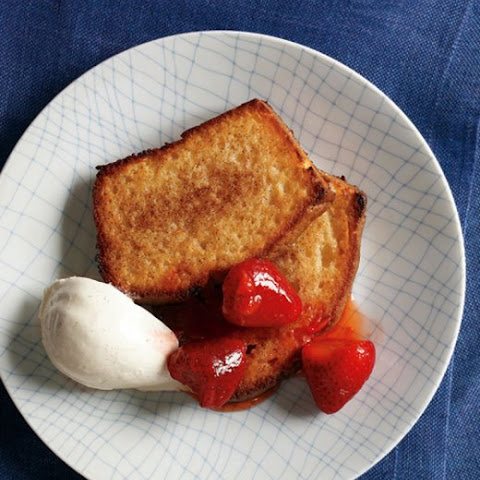 Cinnamon-Toasted Pound Cake