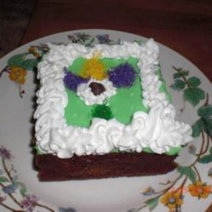Pinto Bean Cake