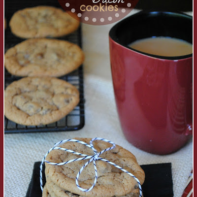 Maple Bacon Cookies