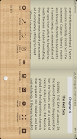 Screenshot of Cool Reader GL