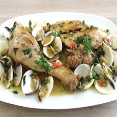 Chicken With Clams