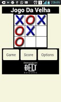 Screenshot of Tic Tac Toe (Zero or Crosses)