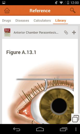 Wills Eye Manual - screenshot