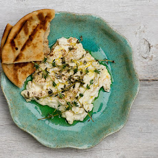 Grilled Feta Cheese with Thyme