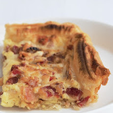 Bacon and Egg Casserole