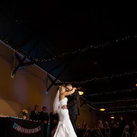 Dance With Me by Kate Gansneder - Wedding Bride & Groom ( first dance, wedding, bride, groom, dance )